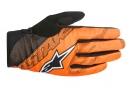 Gants Hiver Alpinestars Stratus Orange Noir