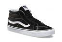 Chaussures Vans Sk8-Mid Reissue Noir