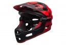 BELL Full Face Helmet SUPER 3R Red Black Matte