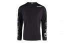 Troy Lee Designs Sprint Solid Long Sleeve Jersey Black 2018