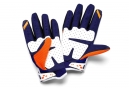 Paire de Gants Enfant 100% AIRMATIC Orange/Bleu