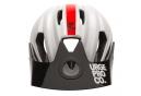 Casque VTT URGE 2018 TrailHead Blanc Rouge