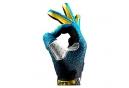 Paire de Gants Longs 100% Ridefit Bleu Noir