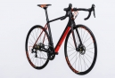 Road Bike CUBE 2017 Litening C:62 Disc Shimano Ultegra 6800 11s Black Red