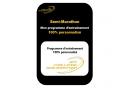 Programme d'entrainement 100% personnalisé / SEMI MARATHON