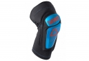 Leatt 3DF 6.0 Knee Guard Black Blue