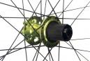 Paire de Roues Spank 27.5'' SPIKE Race 33 | Axe 20x110mm - 12x135mm | Corps Shimano/Sram Vert