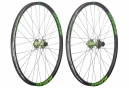 Spank Spike Race 33 Wheelset 27.5'' 20x110mm - 12x150mm Body Shimano/Sram Green
