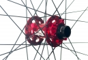 Paire de Roues SPANK OOZY Trail 295 27.5''   Axe 15x100 / 12x142mm   Shimano/Sram Rouge