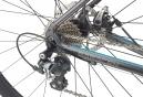 Gravel Bike Saracen Hack 02 Womens Shimano Tiagra 10V 2018 Gris / Bleu