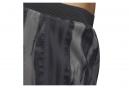 Short Femme adidas running M10 Q1 Gris