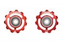 Galets CyclingCeramic Campagnolo 11v Rouge