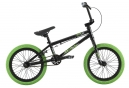 BMX Freestyle Haro Downtown 16'' Noir