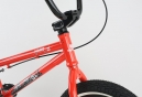 BMX Freestyle Haro Downtown 16´´ Rouge