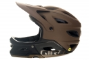 Casque Integral Giro Switchblade Mips Walnut Marron Noir