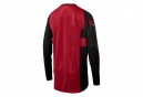 Fox Flexair Long Sleeves Jersey Rot Schwarz