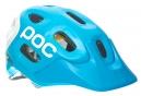 Casque Poc TRABEC RACE MIPS Bleu/Gris