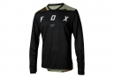 Fox Indicator Long Sleeves Jersey Schwarz Camo
