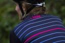 Maillot Manches Longues Femme LeBram Ventoux Noir Coupe Ajustée