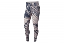 Collant Long Femme Nike Power Epic Lux Rose Bleu