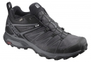 Chaussures de Randonnée Salomon X Ultra 3 GTX Noir Gris Homme
