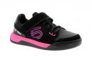 Zapatillas MTB Five Ten Hellcat  Noir / Rose