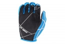 Gants Longs Troy Lee Designs Air Metric Bleu