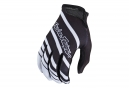 Gants Longs Troy Lee Designs Air Streamline Blanc Noir