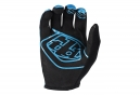 Gants Longs Enfant Troy Lee Designs Sprint Bleu