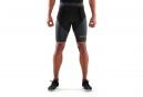 Cuissard Skins DNAmic Triathlon Noir Gris Homme