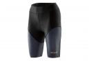 Skins DNAmic Triathlon 1/2 Collant Noir Femme
