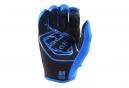 Gants Longs Troy Lee Designs Air Bleu
