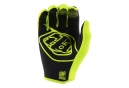 Gants Longs Troy Lee Designs Air Jaune Fluo