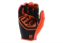 Gants Longs Troy Lee Designs Air Orange