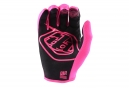 Gants Longs Enfant Troy Lee Designs Air Rose Fluo