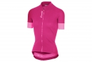 Maillot Manches Courtes Femme Castelli Anima 2 Rose
