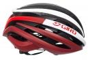 Casque Route Giro Cinder Mips Noir Blanc Rouge