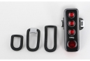 Knog Blinder Road R70 Rear Light Black