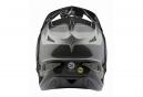 Casque Intégral Troy Lee Designs D3 Carbon Mirage Mips Gris