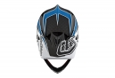 Casco Integral Troy Lee Designs D3 Mirage Noir / Bleu