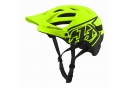 Troy Lee Designs A1 Classic Mips Casco Amarillo 2018