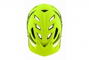 Casque Troy Lee Designs A1 Classic Mips Jaune 2018