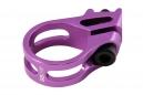 SB3 Shifter Clamp Sram Purple