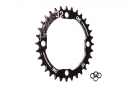 OneUp 104BCD Narrow Wide Chainring Black