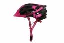 Casque VTT MSC Noir Rose