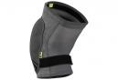 IXS Flow ZIP Knee Guard Grey