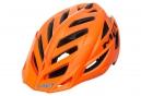 Casco Met Terra Orange