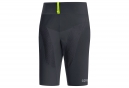 Short Gore Wear C5 Trail Light Noir