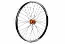 Hope Tech 35W Pro 4 Front Wheel 27.5'' 32H 9/15x100 mm Axle - Orange