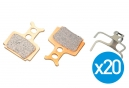 Brake Authority Formula T1 / Mega / R1 / RX / C1 Brake Pads (20 pairs)